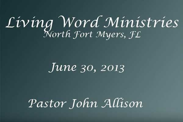 living word ministry july30-2013
