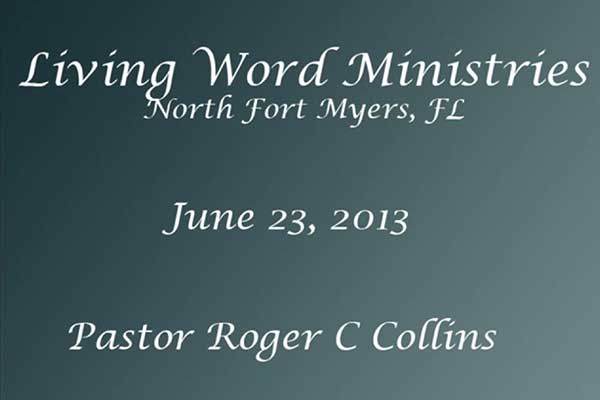 living word ministry june23-2013